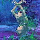 """""""Twelve Whispers"""" - Painting by Dorina Costras by dorina costras"""