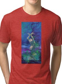 """Entangled in your love""  - from ""Whispers"" series Tri-blend T-Shirt"