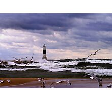 Surging Waters Smaller  Photographic Print
