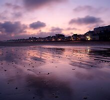 Saint Malo, France by Francesco Carucci