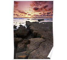 Heaven Beach, Lombok Indonesia Poster