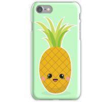 Kawaii Pineapple iPhone Case/Skin
