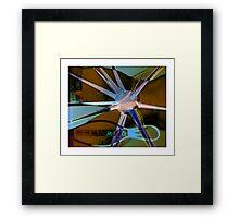 Sputnik Classica Framed Print