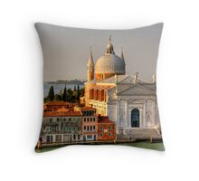 Chiesa del Redentore Throw Pillow