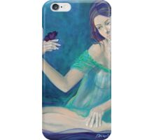 """Velvet obsessions"" iPhone Case/Skin"