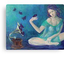 """""""Velvet obsessions"""" Canvas Print"""