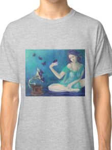 """""""Velvet obsessions"""" Classic T-Shirt"""