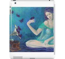 """""""Velvet obsessions"""" iPad Case/Skin"""
