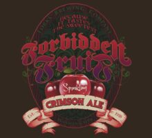 Forbidden Fruit Crimson Ale by superiorgraphix