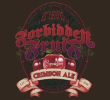 Forbidden Fruit Crimson Ale by superiorgraphix