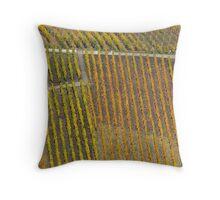vineyard #1 Throw Pillow
