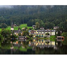 Altaussee Photographic Print