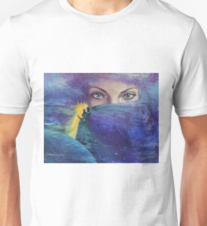 """...and the past it's just the beginning...from """"Impossible love"""" series Unisex T-Shirt"""