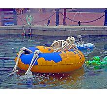 Lazy Bones Photographic Print