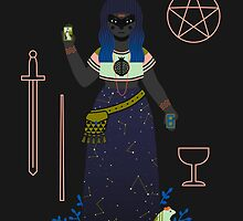 Witch Series: Tarot Cards by LordofMasks