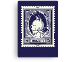 Mognet Mail (1C Version) Canvas Print