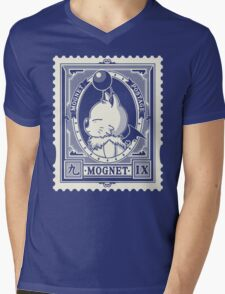 Mognet Mail (1C Version) Mens V-Neck T-Shirt