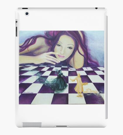 """Eternal Minuet - from """"Impossible love"""" series iPad Case/Skin"""