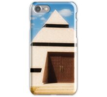 Center of the World iPhone Case/Skin