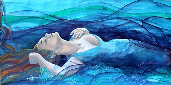 """Ethereal thoughts - from """"Whispers"""" series by dorina costras"""