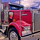 Kenworth - Up Close by Stevie Mancini