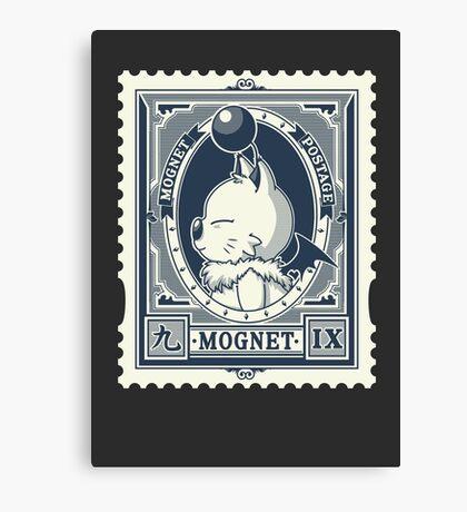 Mognet Mail (2C Version) Canvas Print