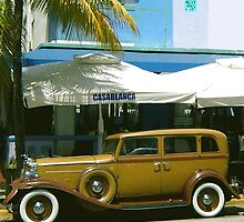 SOUTH BEACH TRANSPORTATION by Thomas Barker-Detwiler
