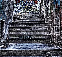 Urban Decay Fine Art Print by stockfineart
