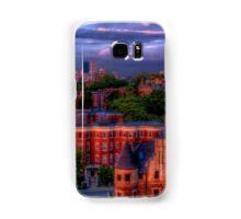 Brookline, MA Samsung Galaxy Case/Skin