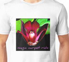 Magic Carpet Ride - Orchid Alien Discovery Unisex T-Shirt