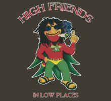 High Friends - Low Places by AdeGee