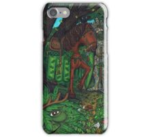 The Green Knight iPhone Case/Skin