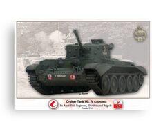 Tank Cruiser Mk. IV (Cromwell) Metal Print