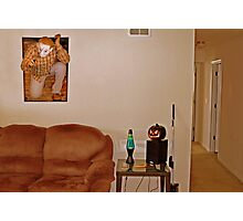 Beware Of Michael Myers Photographic Print