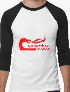 Original Cwrs Logo Men's Baseball ¾ T-Shirt
