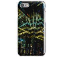 Boston city lights  iPhone Case/Skin