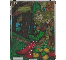 Song of the Wind iPad Case/Skin