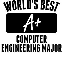 World's Best Computer Engineering Major by GiftIdea