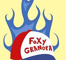 Foxy Grandpa by AlexMathews