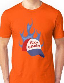 Foxy Grandpa Unisex T-Shirt