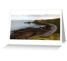Dunnotter Castle Greeting Card