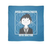 Super Fandom Fighter - 10th Doctor Scarf