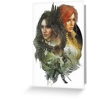 The Witcher 3 - Love Greeting Card