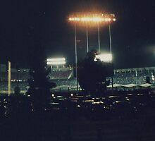 Dodger Stadium by DamienGarth