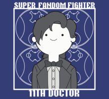 Super Fandom Fighter - 11th Doctor by Mariofan34