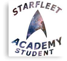 Starfleet Academy Student Metal Print