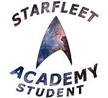 Starfleet Academy Student Photographic Print