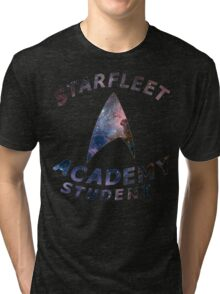 Starfleet Academy Student Tri-blend T-Shirt
