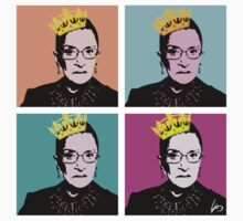 The Notorious RBG One Piece - Short Sleeve