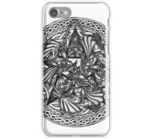 The Witch's Circle iPhone Case/Skin
